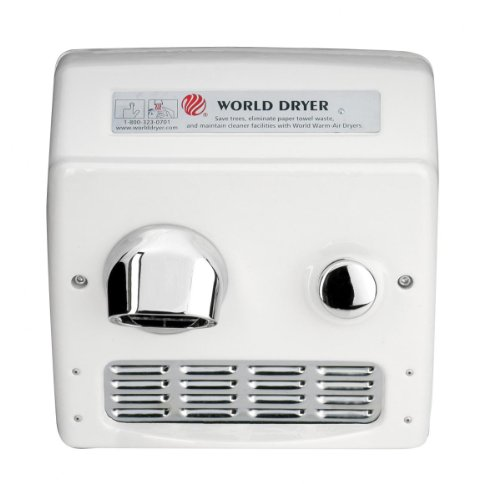 Model A Durable Hand Dryer Voltage: 110-120 V, 20 Amps