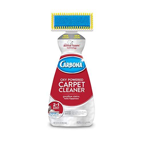 Carbona 2-In-1 Carpet Cleaner, 27.5 Fl Oz