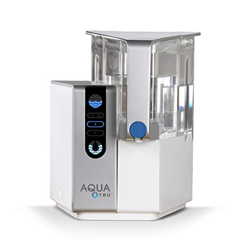 AquaTru - Countertop Water Filtration Purification System with Exclusive 4-Stage Ultra Reverse...