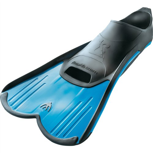 Cressi Light, Swim Fins for Men, Women and Kids, Short Training Fins for Swimming Italian Quality...