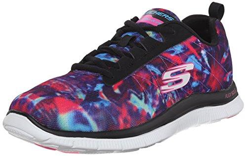 Skechers Sport Women's Pretty Please Flex Appeal Fashion Sneaker