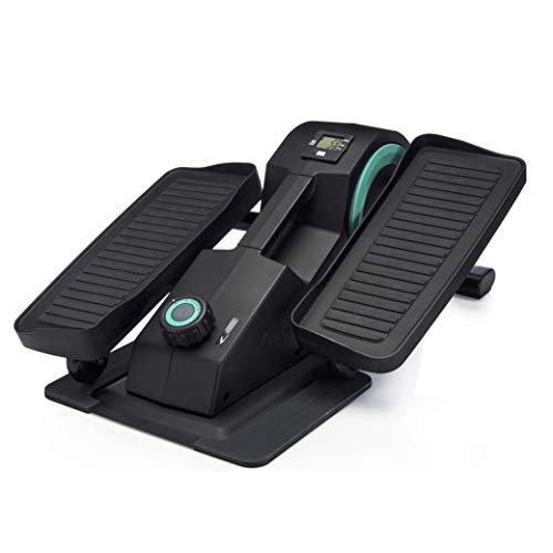 Cubii JR1 Seated Under Desk Elliptical Machine for Home Workout, Mini Elliptical, Desk Bike Pedal...