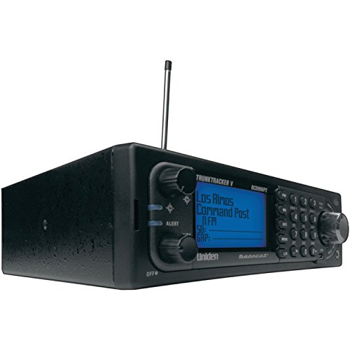 Uniden BCD996P2 Digital Mobile TrunkTracker V Scanner, 25,000 Dynamically Allocated Channels, Close...