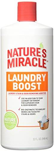 Natures Miracle Laundry Boost Stain and Odor Additive - 32 FL Oz