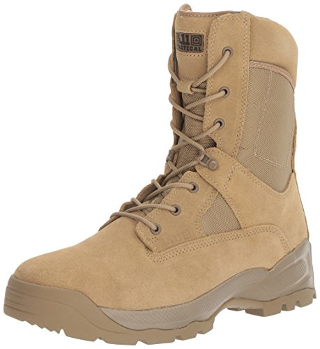 5.11 Men's ATAC 8In Boot-U, Coyote Brown, 8 2E US