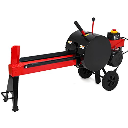 Stark Electric Log Splitter, 7 Ton