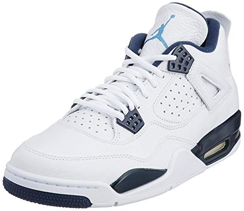 Air Jordan 4 Retro LS 'Legend Blue' - 314254 107