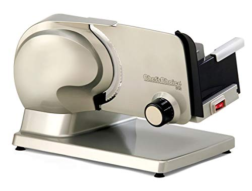 Chef'sChoice 6150000 Food Slicer, 15 x 11 x 11 Inches, Silver
