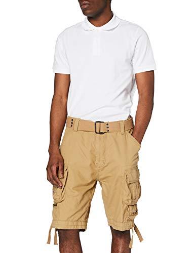 Brandit Savage Vintage Shorts Dark Camo Size M