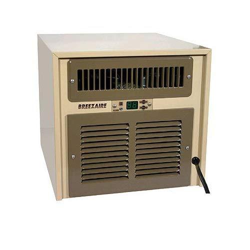 Breezaire WKL 2200 Wine Cellar Cooling Unit, 265 Cu.Ft. Capacity
