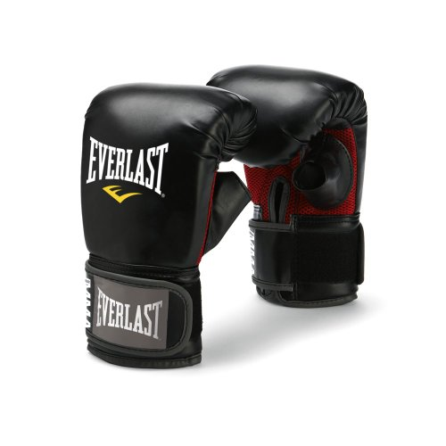 Everlast Mixed Martial Arts Heavy Bag Gloves (L/XL)