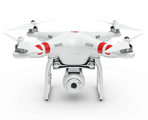DJI Phantom 2 Vision Quadcopter with Integrated FPV Camcorder (White) (Discontinued by Manufacturer)
