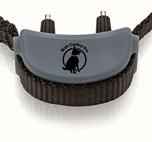 Bark Control Elite - Digital Dog Shock Collar - Small and Large Breed Digital Shock Training Collar...
