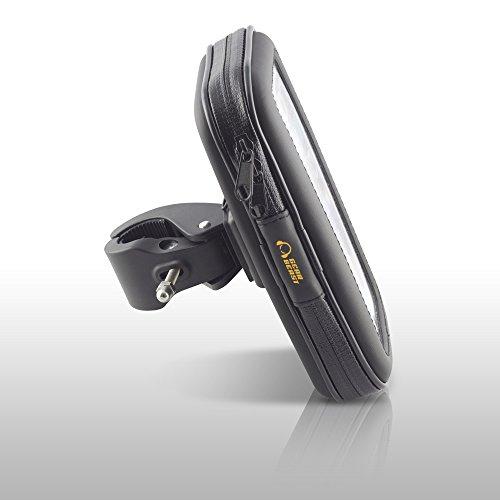 Waterproof Case Bike Phone Mount Mobile Cell Phone Holder for iPhone X 8 Plus 7 Plus 6 Plus 6s Plus...