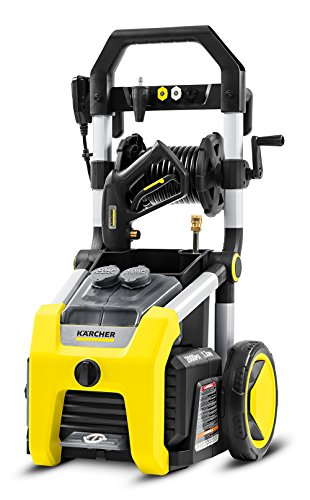 Karcher K2000 Electric Power Pressure Washer 2000 PSI TruPressure, 3-Year Warranty, Turbo Nozzle...