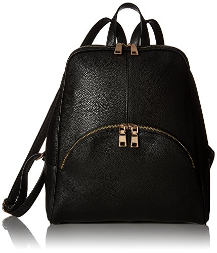 Scarleton Chic Casual Backpack H160801 - Black