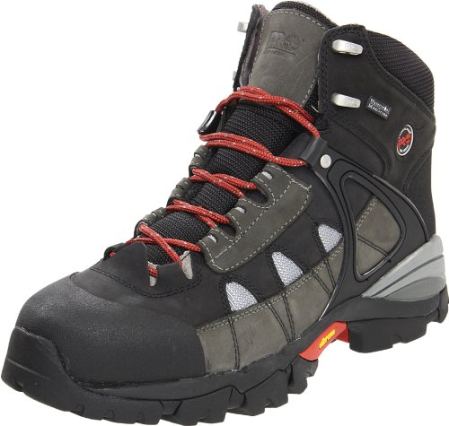 Timberland PRO mens Hyperion Wp-m industrial and construction boots, Gray/Gray, 10.5 US