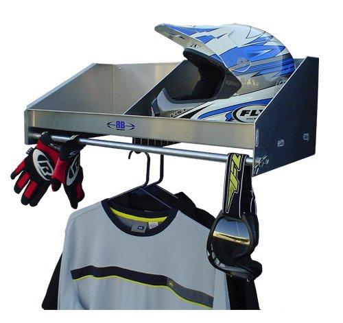 RB Components 2211 Double Helmet Bay Shelf