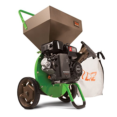 TAZZ 30520 Heavy Duty 212cc, 4 Cycle Viper Engine, 5-Year Warranty, 3' max Wood Diameter Capacity,...