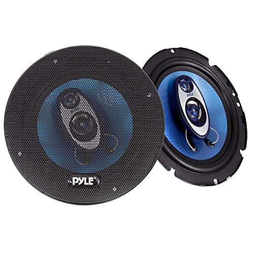 6.5' Three-Way Sound Speaker System - 180 W RMS/360W Power Handling w/ 4 Ohm Impedance and 3/4''...