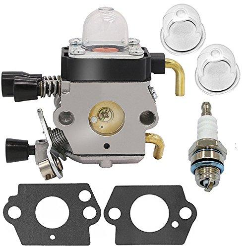 Carburetor for Stihl FS80 Carburetor - STIHL FC55 FC75 FC85 FS310 FS38 FS45 FS45C FS45L FS46 FS55...
