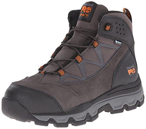 Timberland Men's Rockscape-M, Dark Gray/Orange, 15 W US