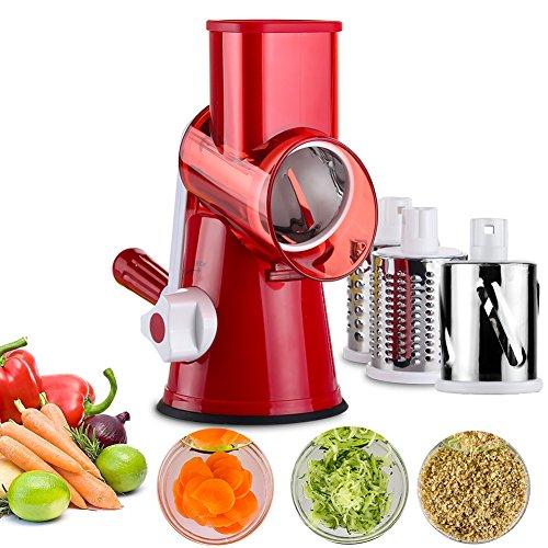 Vegetable Chopper,Upintek Vegetable Fruit Dicer,Effortless No-Mess Salad Onion Vegetable...