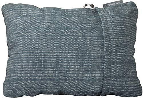 Therm-a-Rest Compressible Travel Pillow for Camping, Backpacking, Airplanes and Road Trips, Mosaic,...