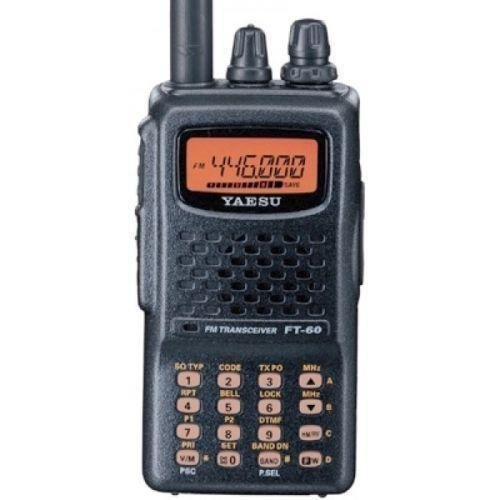Yaesu FT-60R Dual Band Handheld 5W VHF/UHF Amateur Radio Transceiver