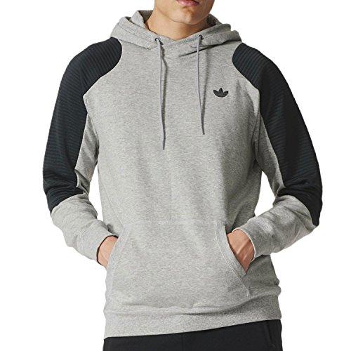 adidas Originals Men's Sport Luxe Moto Hoodie Sweatshirt