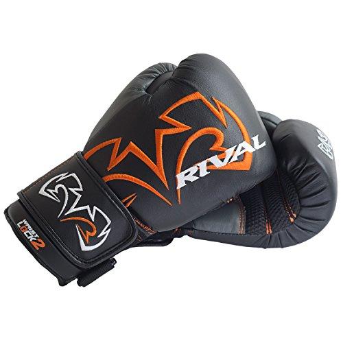 RIVAL Boxing RB11 Evolution Bag Gloves - Medium - Black