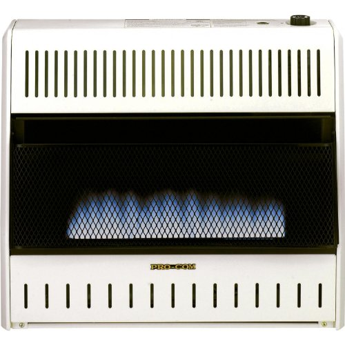 TAMEHOM MF21455UYI Please See Replacement Item# 49195. ProCom Blue Flame Vent-Free Wall...
