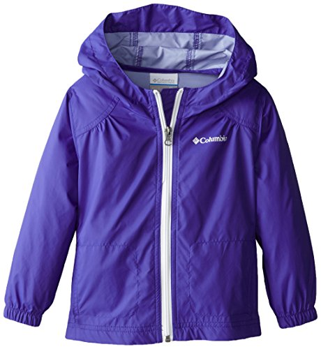 Columbia Big Girls' Girls Switchback Jacket, Light Grape, Medium