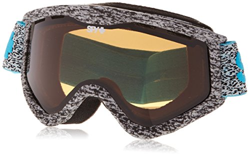 Spy Optic Targa 3 Snow Goggles (White, Bronze)