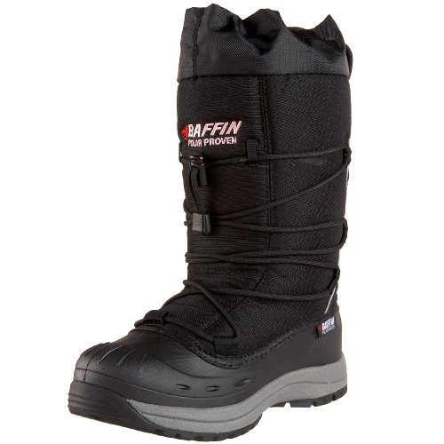 Baffin Women's Snogoose Insulated Boot,Black,8 M US