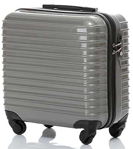 Merax MT Imagine 3 Piece Luggage Set Spinner Suitcase 20 24 28inch (Royal Purple)