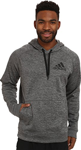 adidas Performance Men's Team Issue Fleece Pullover Hoodie