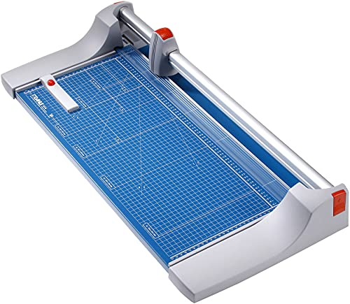 Dahle 444 Premium Rotary Trimmer, 26' Cut Length, 25 Sheet Capacity, Self-Sharpening, Automatic...
