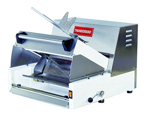 Thunderbird Euro Cut 007' Semi-Automatic Bread Slicer, 25' Length x 20.5' Width x 9' Height