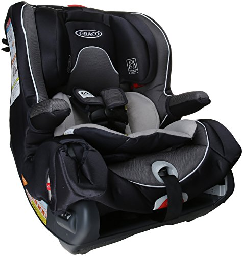 Graco Smart Seat All-in-One Convertible Car Seat - Rosin