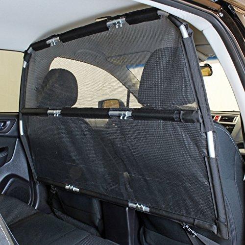 Bushwhacker - Deluxe Dog Barrier 56' Wide - Ideal for Trucks, Large SUVs, Full Sized Sedans - Pet...