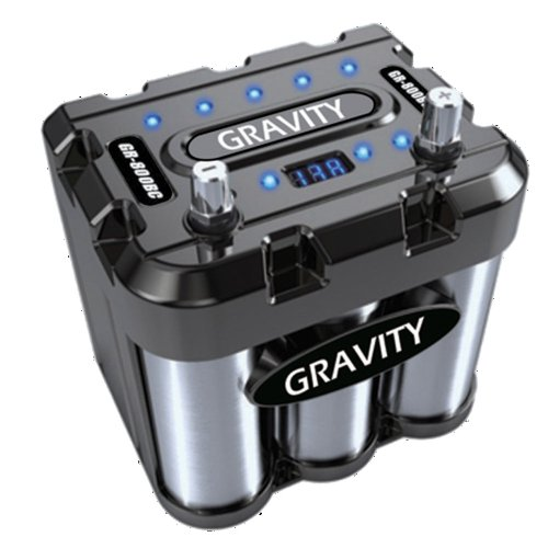 Gravity 800 AMP CAR Battery Capacitor GR-800BC