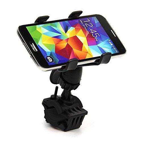Rymemo Universal 360 degrees rotating Motorcycle Bicycle Bike cellphone GPS MTB Support Handlebar...
