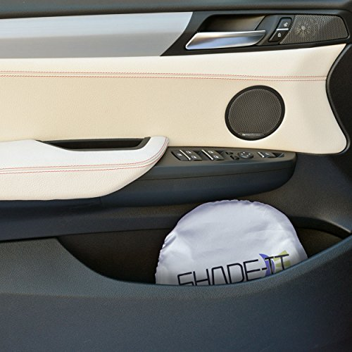 Windshield Sun Shade + Bonus Products. Excellent UV Reflector - Keeping You Cooler With A Pristine...