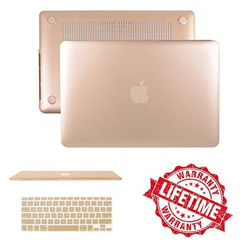 MacBook Pro Retina 13 Case, IC ICLOVER Ultra Slim Light Weight Rubberized Matte Hard Plastic...