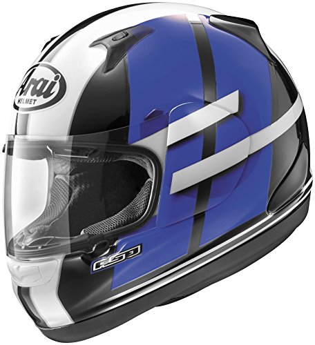 Arai RX-Q Conflict Blue Full Face Helmet - 2X-Large
