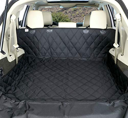 SUV Cargo Liner for Dogs - Black Small - USA Based Company