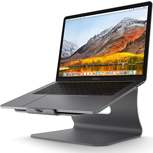 Laptop Stand - Bestand Aluminum Cooling Computer Stand: [Update Version] Stand, Holder for Apple...