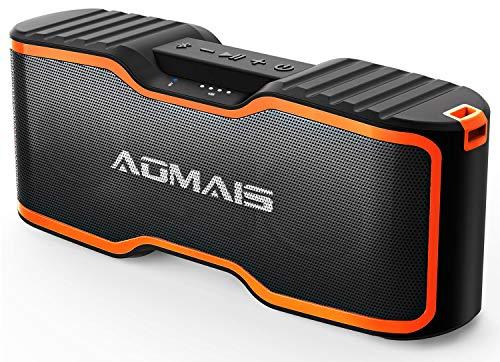 AOMAIS Sport II Bluetooth Speaker, Portable Outdoor Wireless IPX7 Waterproof Speakers, 30H Playtime,...