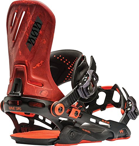 Rome Snowboards The DOD Snowboard Bindings